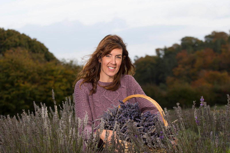 Meet the lady behind the lavender – Wexford Lavender Farm